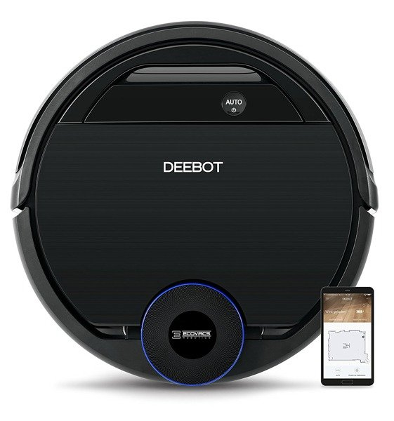 Ecovacs Deebot R95mkii The Floor Cleaning Robot Roboty