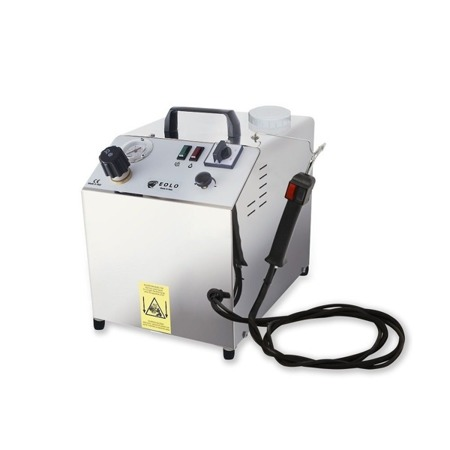 Steam generator vapor cleaning and sanitizing nozzle of precision EOLO LP02SRA