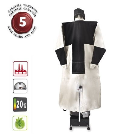 EOLO SA13 PROFESSIONAL, MANNEQUIN IRONING and DRYING SMOCKS, COVERALLS ARABIC DRESS