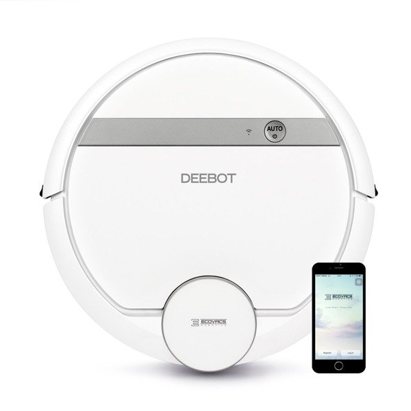 ECOVACS DEEBOT R95MKII The Floor Cleaning Robot