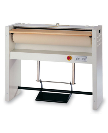 Professional roller ironer EOLO MG03 3,4 kwatt 100 cm base with legs