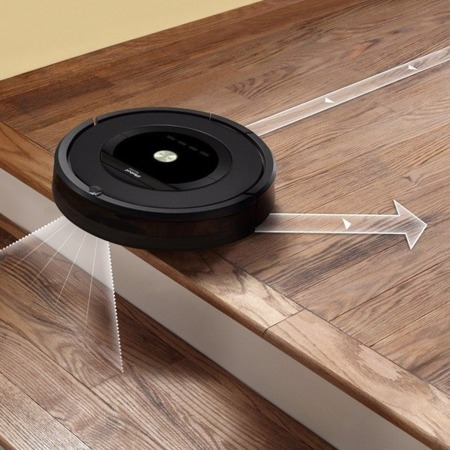 iRobot Roomba® 896 Vacuuming Robot