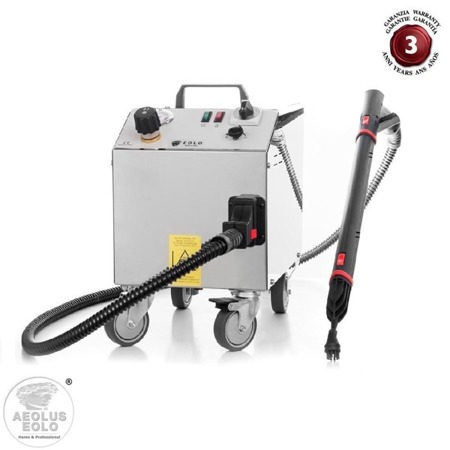 Professional steam generator vapor cleaning and sanitizing 165 EOLO LP01RA