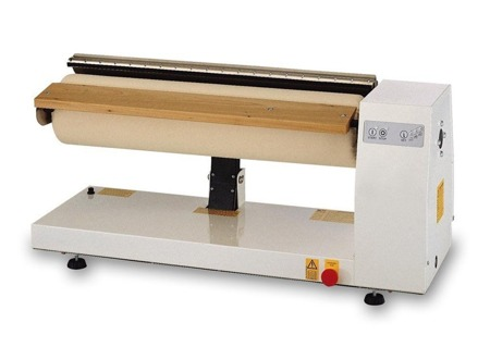 Rotary iron roller ironer for flatwork linen EOLO MG01 80 cm 2 Kw